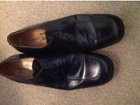 Rieker Classics Mens shoes size 13 wide fitting. All leather. Worn only a few times.