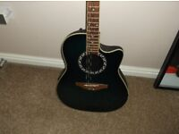 ovation applause electro accoustic guitar