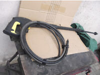 Jet Wash Pressure Washer Lance and Pipe