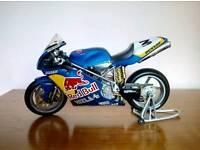 James Toseland's Ducati