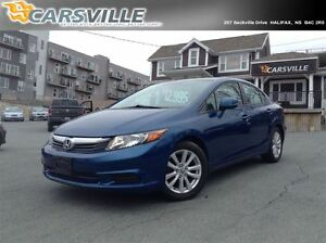 2012 Honda Civic EX w/MOONROOF