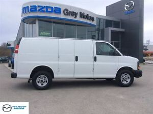 2014 GMC Savana 2500 Cargo, Barn Doors, Air Condition, power loc