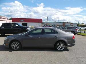 Ford Fusion SEL 2010 AWD