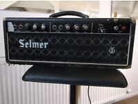 Selmer Treble & Bass Mk. II, 1965 vintage, valve amplifier head