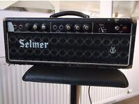 Selmer Treble & Bass Mk. II, 1965 vintage, valve amplifier head