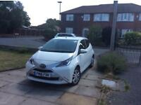 Toyota Aygo 1.0VVT-l X Pure 5dr Hatchback Manual.