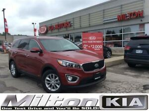 2017 Kia Sorento 2.0L LX Turbo*Android Auto/Apple Car Play*
