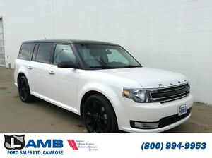 2016 Ford Flex SEL Appearance Pkg AWD Moonroof Navigation Remote