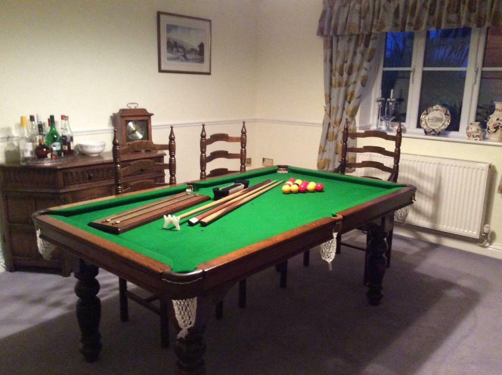 Dining tablepool table in Newark Nottinghamshire Gumtree : 86 from gumtree.com size 1024 x 764 jpeg 88kB