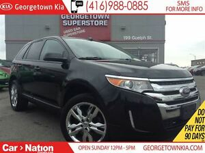 2014 Ford Edge SEL | AWD | NAVI | LEATHER | PANO ROOF |