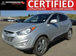 2011 Hyundai Tucson GLS AWD | REMOTE START | HEATED LEATHER