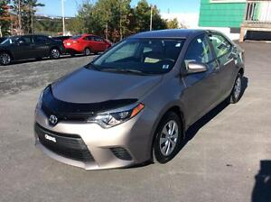 2014 Toyota Corolla LE AUTOMATIC - EXTRA CLEAN, WITH PURE VALUE!
