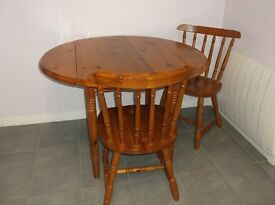 REDUCED! KITCHEN TABLE/CHAIRS