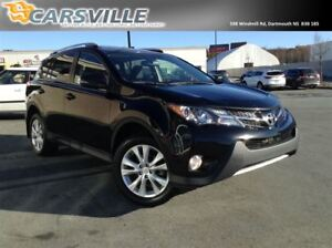 Just Arrived !!! 2015 Toyota RAV4 Limited AWD