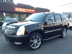 2012 Cadillac Escalade AWD-NAVIGATION-TOIT OUVRANT-7 PASSAGERS