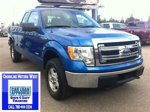2013 Ford F-150 XLT | Leather | Power Options | Low Km's |