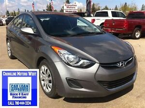 2013 Hyundai Elantra   Heated Seats   Fuel Friendly   Low Paymen