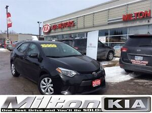 2015 Toyota Corolla LE | HEATED SEATS | BACKUP CAMERA