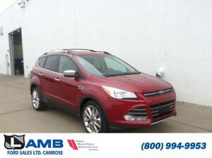 2015 Ford Escape SE AWD with Power Liftgate, Navigation and Cana