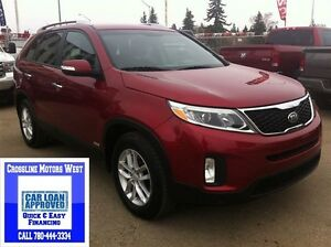2015 Kia Sorento LX | Heated Seats | Bluetooth | SiriusXM |