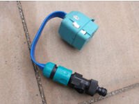 Whale Aqua Source Mains Water Plug in Inlet Valve