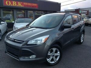 2014 Ford Escape SE AWD-2.0L ECOBOOST-CAMERA-MAGS-BLUETOOTH-