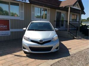 2012 Toyota Yaris LE - FREE WINTER TIRE PACKAGE London Ontario image 3