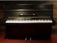 Great quality, nicely restored 90's modern upright. Fully serviced and tuned.
