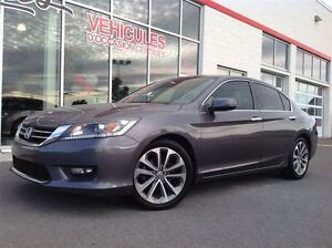 2014 Honda Accord Sport*PNEUS DHIVER INCLUS!*