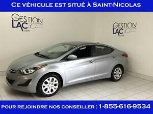 Hyundai Elantra Gl Bluetooth Gl Automatique 2015