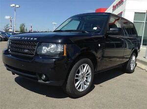 2012 Land Rover Range Rover HSE | 4X4 | NAV | LEATHER