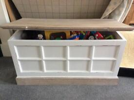 Wooden blanket box for sale