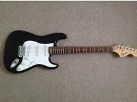 Squier By Fender Stratocaster Electric Guitar 25th anniversary edition