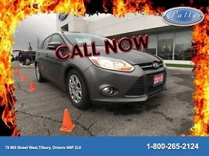 2012 Ford Focus SE, Local Trade, Only 79, 079 kms!