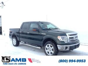 2014 Ford F-150 XLT 4x4 with HID Headlights, Tailgate Step and X