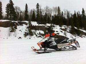 2014 Arctic Cat XF Cross Country 8000