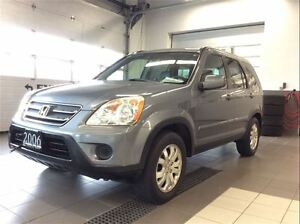 2006 Honda CR-V EX-L AWD - Low Km - Leather