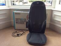 Shiatsu Back & Shoulder Massager (chair) with heat