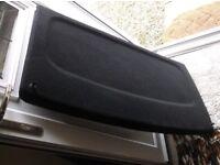 v w golf mk 4 . parcel shelf , good condition with strings ,