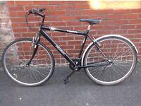 mans tiger town bike