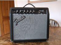 Fender frontman 15 G Guitar amp