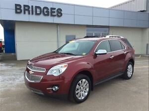 2011 Chevrolet Equinox LTZ**Leather/heated seats/sunroof and muc