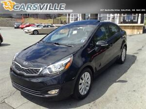 2013 Kia Rio EX, Moonroof, Backup Cam