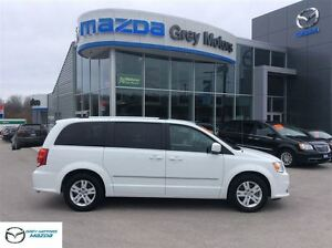 2015 Dodge Grand Caravan Crew, 7 Pass, Back up Camera, Heated Se