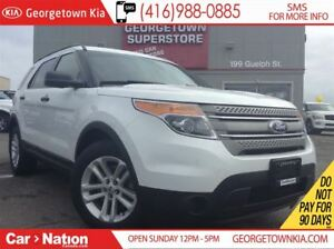 2015 Ford Explorer ALLOY WHEELS| 7 SEATS | ONLY 43,653KMS| LIKE