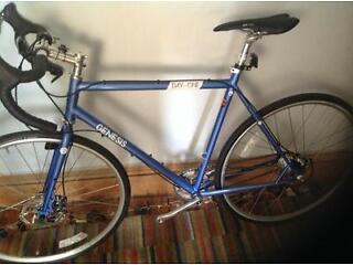 Genesis Bike - Day One Alfine - 2014(current model) - 56cm - Only Ridden Twice - £660