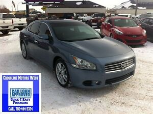 2011 Nissan Maxima   Leather   Touch Screen  
