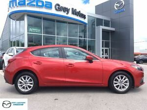 2014 Mazda MAZDA3 GS-SKY, 6 speed, Bluetooth, Sunroof, Heated se