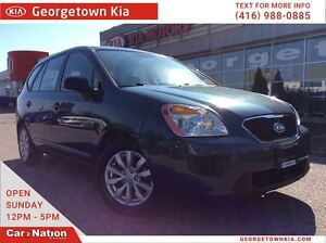 2012 Kia Rondo LX 5-Seater w/AC | BLUETOOTH | ALLOY WHEELS |