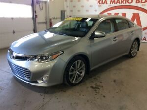 2015 Toyota Avalon XLE CUIR NAV TOIT MAG GARANTIE ET BAS KM